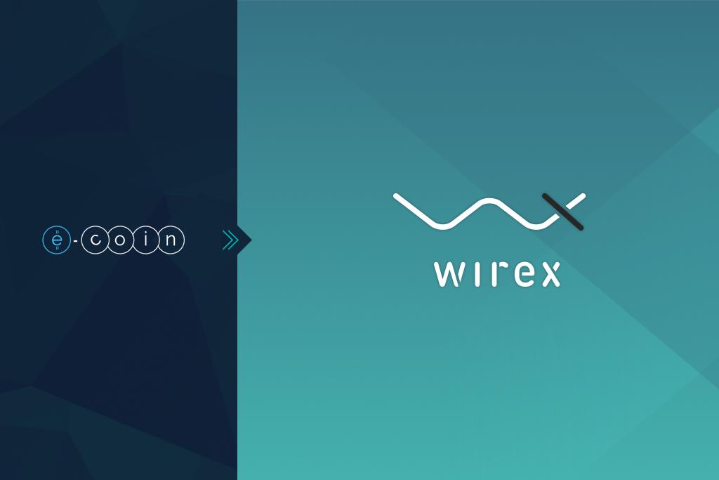 e-coin rebrands wirex