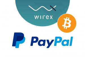 wirex paypal bitcoin