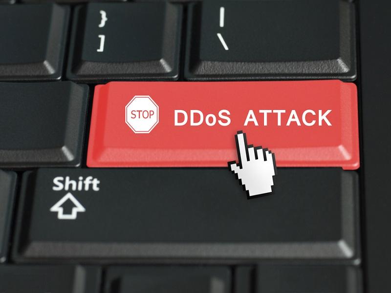 TheMerkle_DDoS Attack