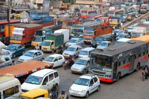 TheMerkle_India Traffic
