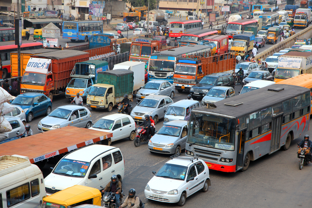 TheMerkle_India Traffic