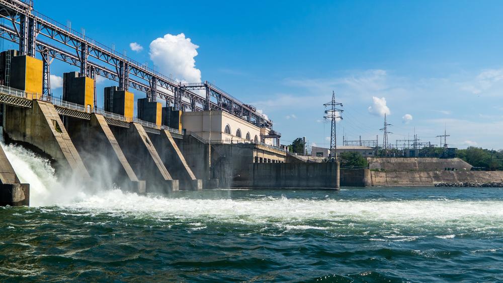 TheMerkle_Hydroelectric Plant Internet