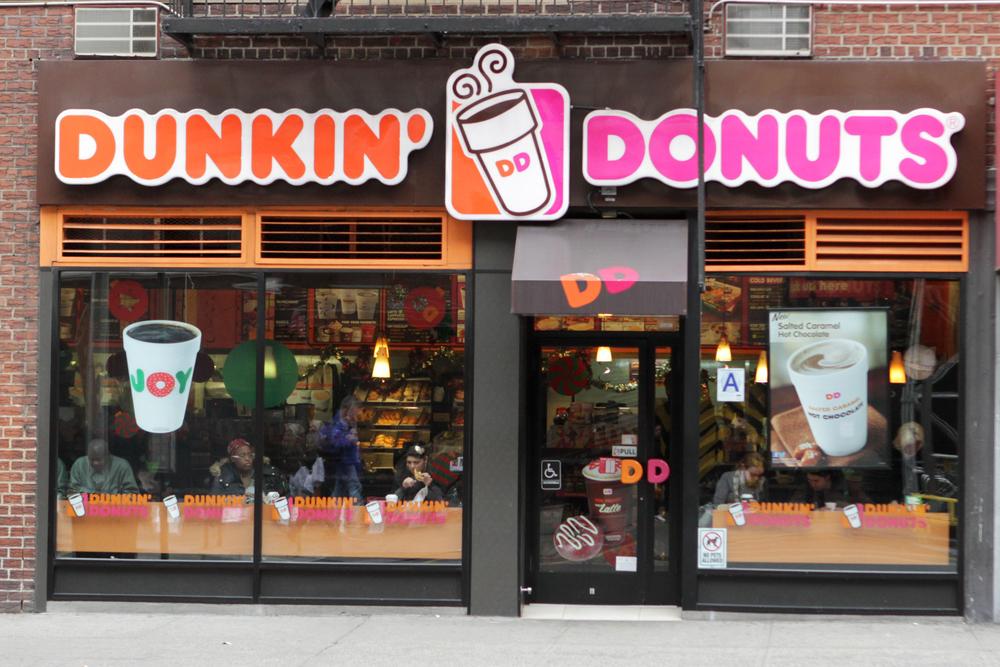 TheMerkle_eGifter Dunkin Donuts Bitcoin