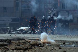TheMerkle_India Violent Protests