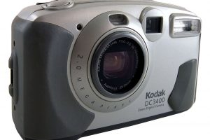 old digital camera