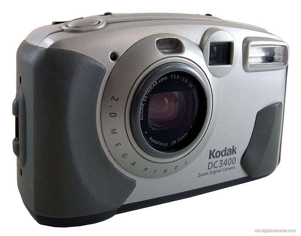 old digital camera