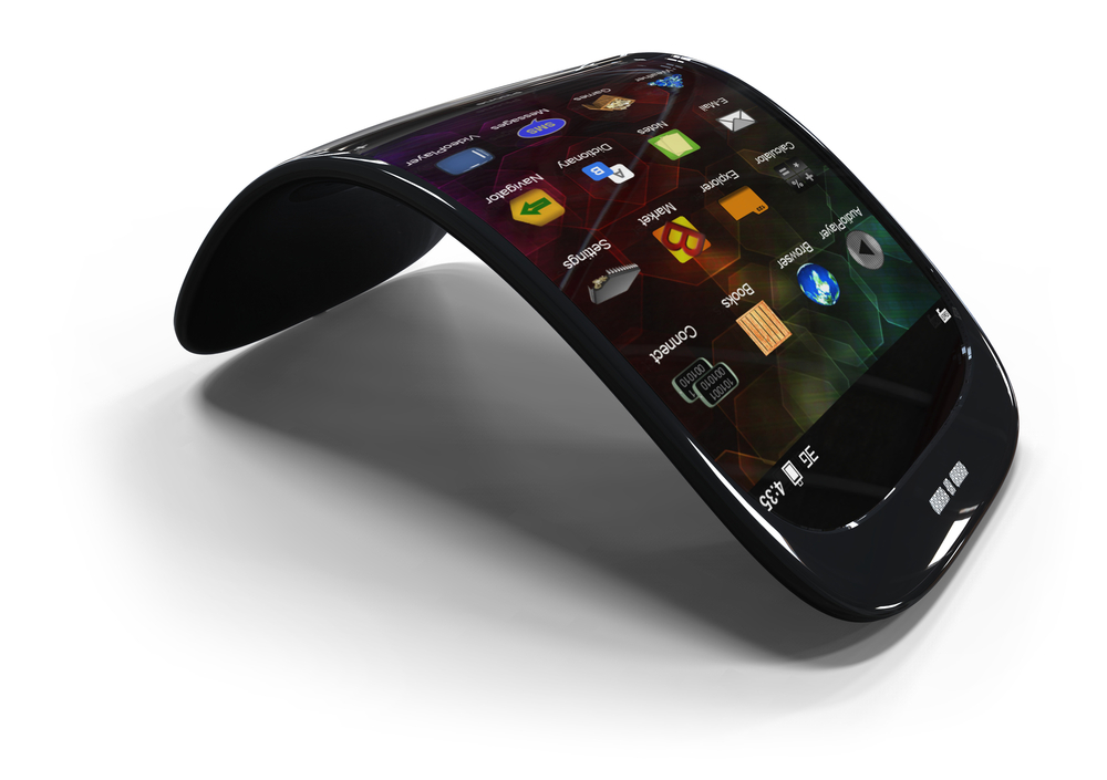 TheMerkle_Bendable Smartphones