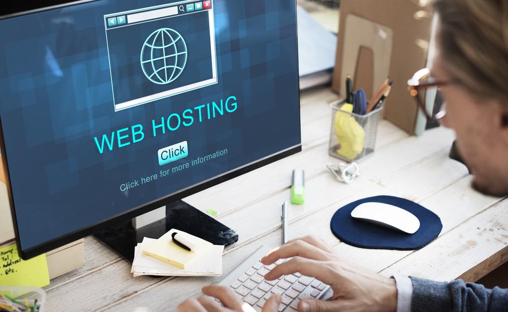 bitcoin web hosting)