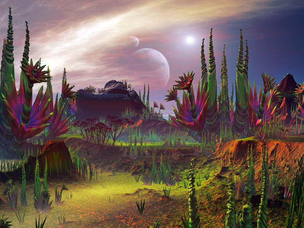 alien life nasa