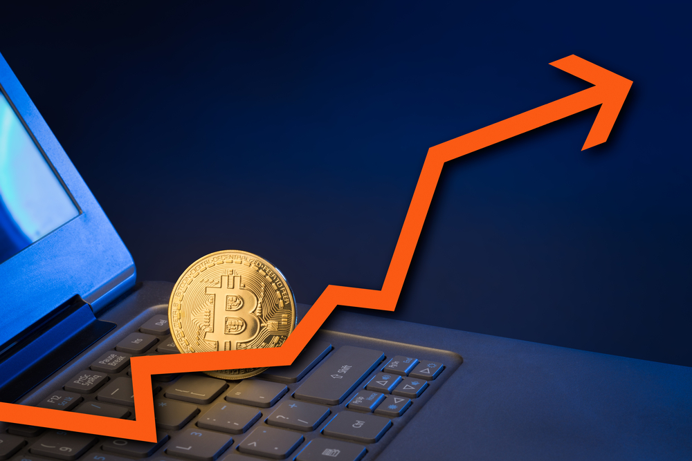 bitcoin price uncharted