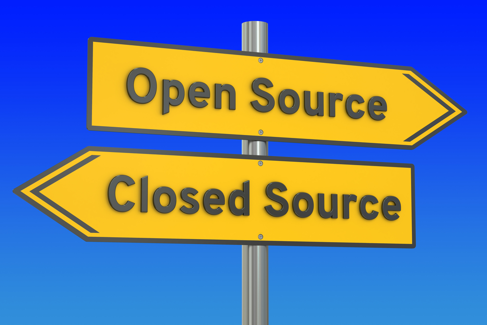 closed source