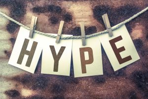 crypto hype