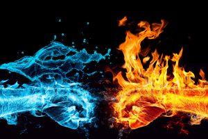 hot vs cold