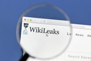nobody cares about wikileaks