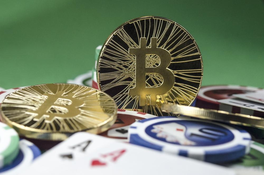 bitcoin casino vs