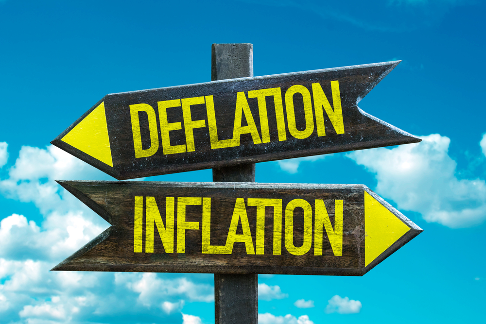 TheMerkle Cryptocurrency Inflation Deflation