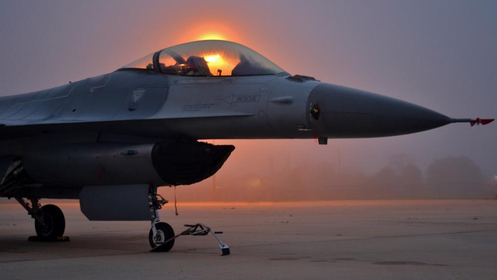 TheMerkle Autnomous F-16