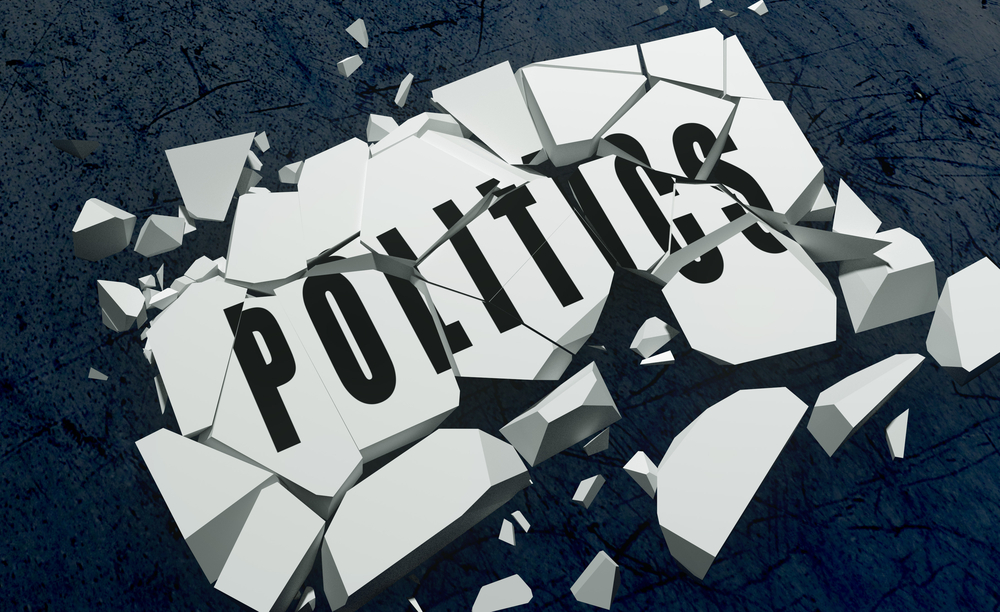 political turmoil trump