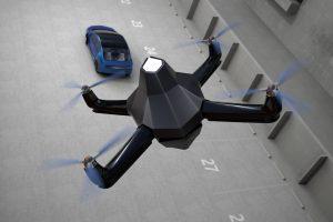 TheMerkle Robocop Car Drone