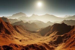 TheMerkle NASA Mars