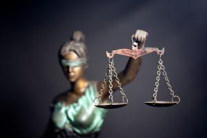 blockchain justice
