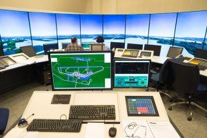 TheMerkle Air Traffic Control Drones