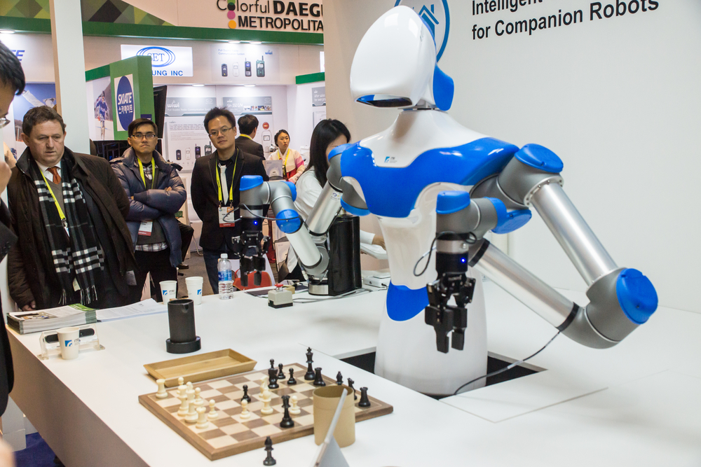 TheMerkle Consumer Robots