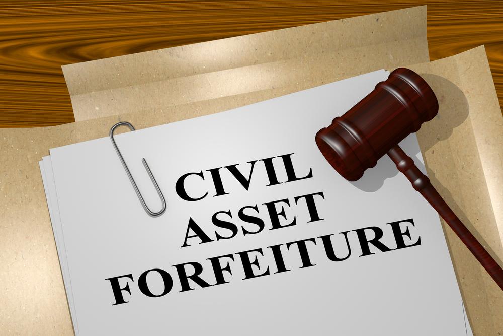 TheMerkle Civil asset Forfeiture