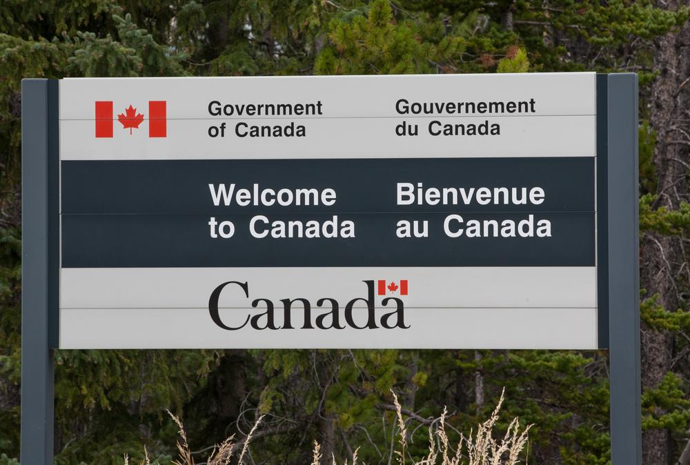 TheMerkle Driverless Car US Canada Border