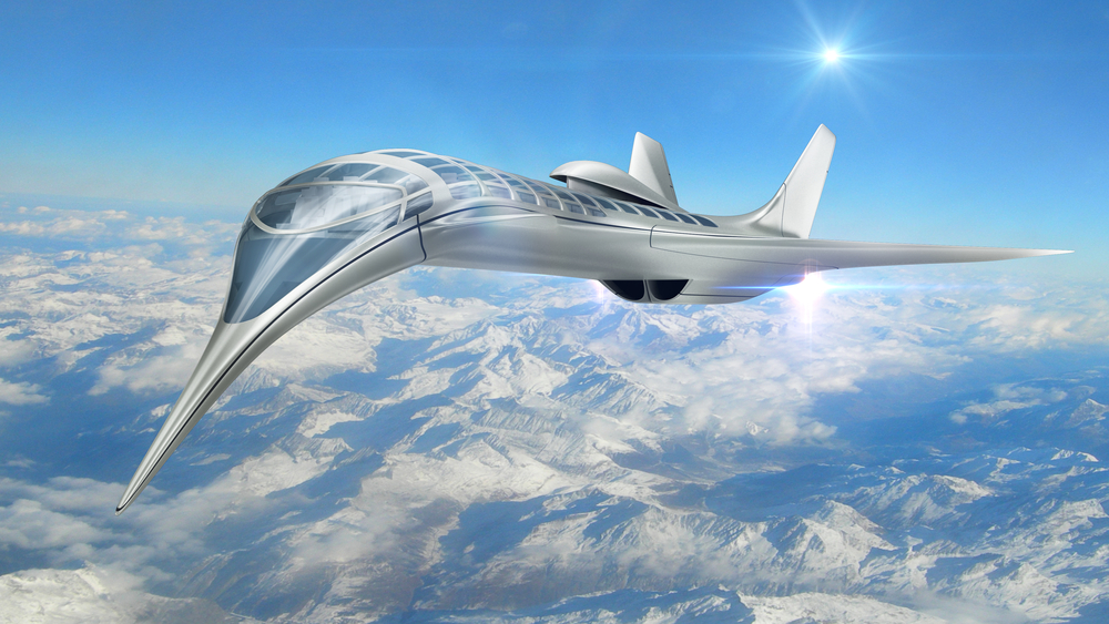 TheMerkle Hypersonic Flight