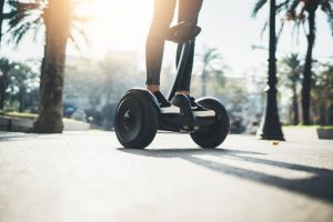 TheMerkle Segway Hoverboard Hacking