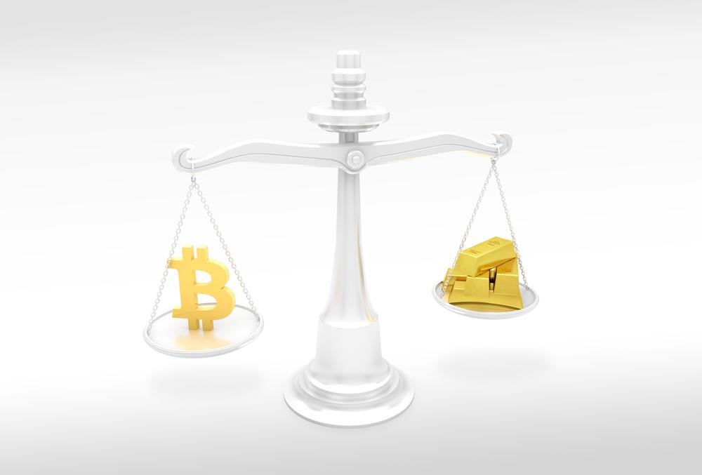 TheMerkle Bitcoin vs Gold