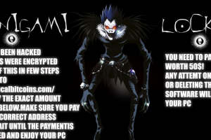 TheMerkle Shinigami Locker Ransomware