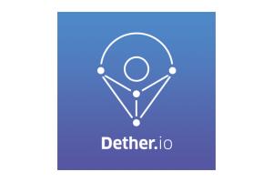dether logo