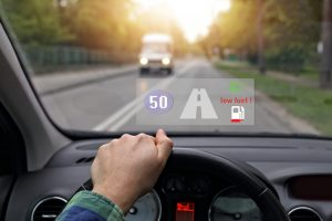 TheMerkle Heads-up Display Vehicles