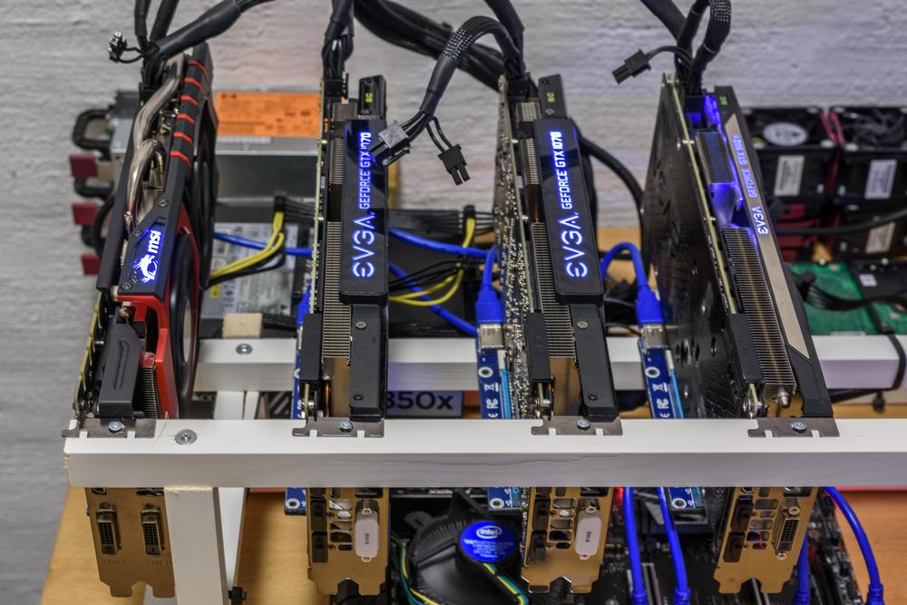 TheMerkle GPU Cryptocurrency Mining