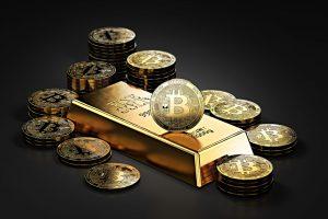 TheMerkle Bitcoin 3x Ounce of Gold