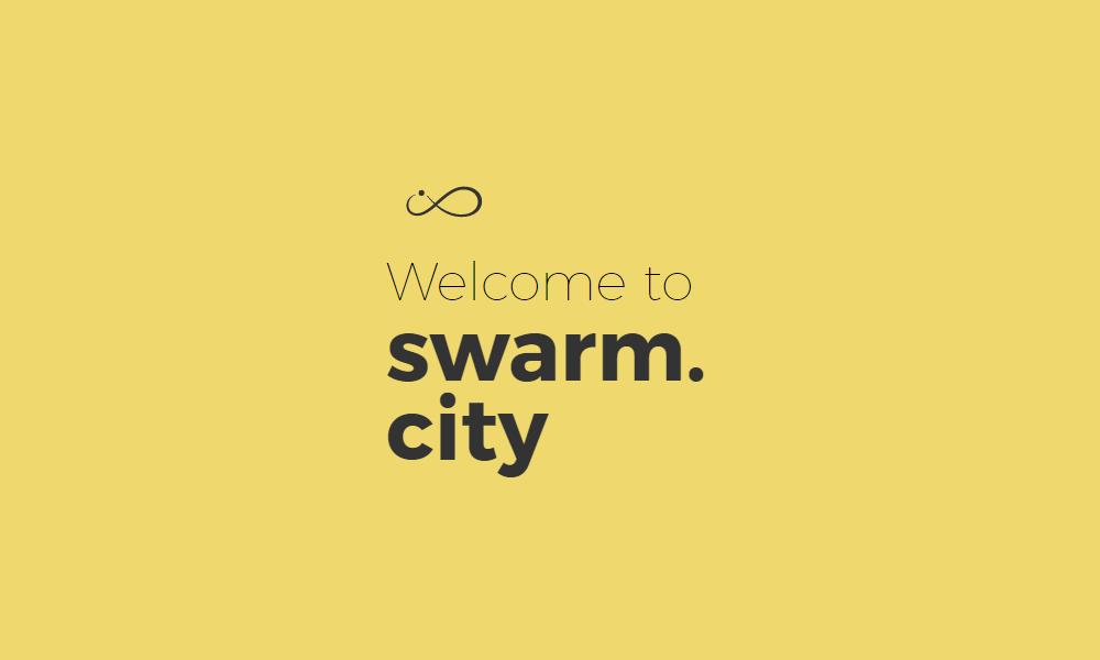 swarm city logo