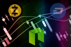 zcash neo dash price analysis