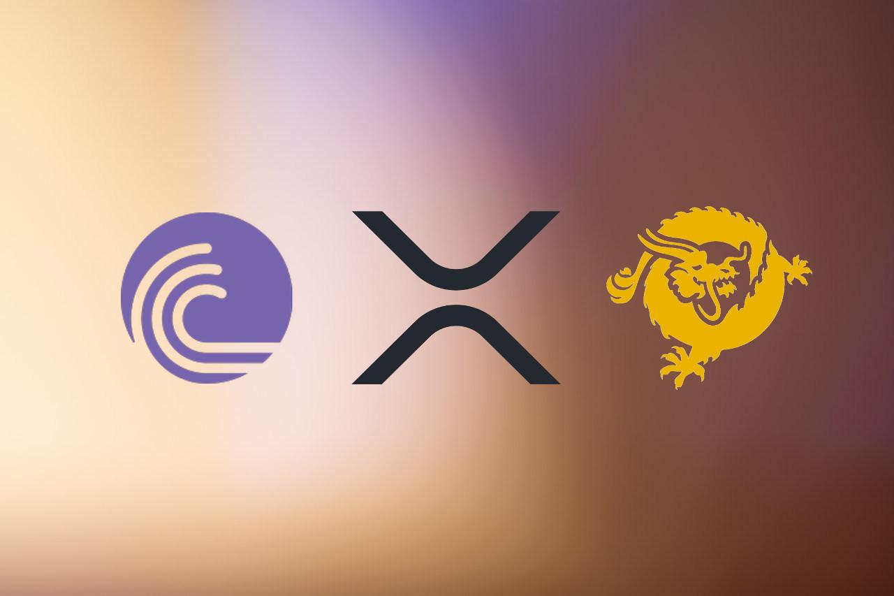 bittorrent token ripple xrp and bitcoin sv