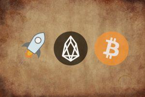 stellar eos bitcoin