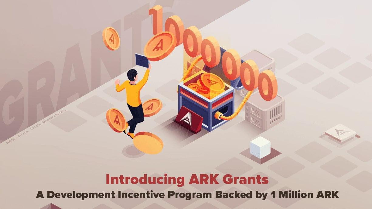 The merkle ARK Grants