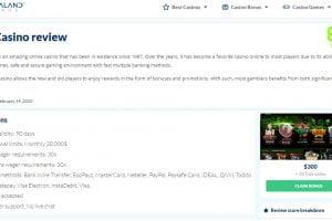 The merkle Online Casino Reviews