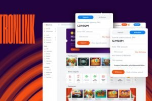 The Merkle Bitcasino TronLink