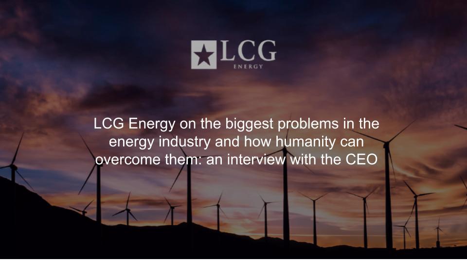 LCG Energy - The Merkle