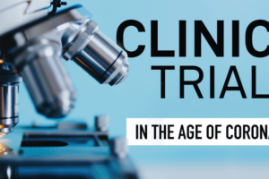 clinical trials infographic