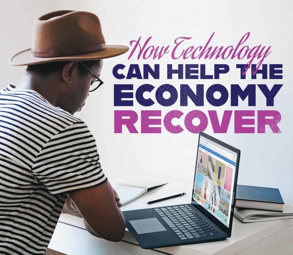 tech economy recovery header