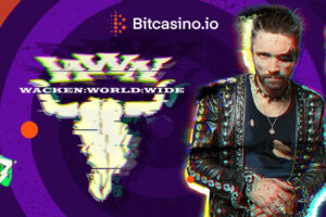 The merkle Bitcasino Wacken World Wide