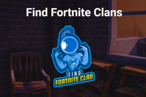 find fortnite clan