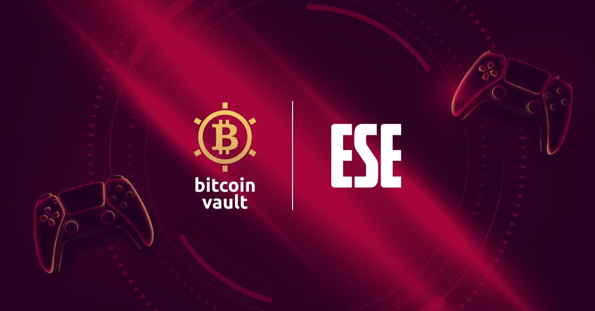 bitcoin vault ese partnership